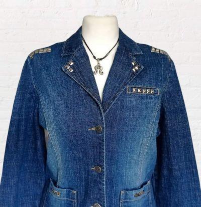 Odzież wierzchnia Kurtka jeansowa Roots