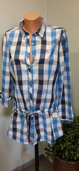 Koszule koszula w kratę L