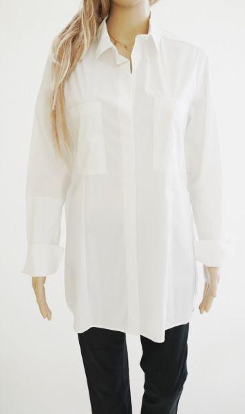 Koszule Emma&Gaia nowa oryg koszula biała kieszenie