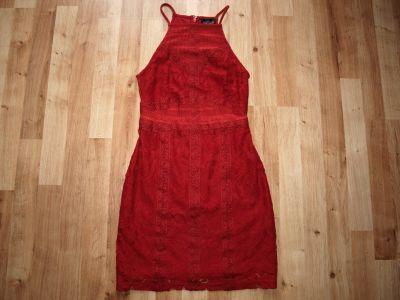 Suknie i sukienki Koronkowa Topshop XS