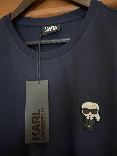 T-shirt Nowa koszulka karl lagerfeld