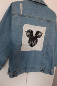 Katana jeansowa Mickey Mouse...