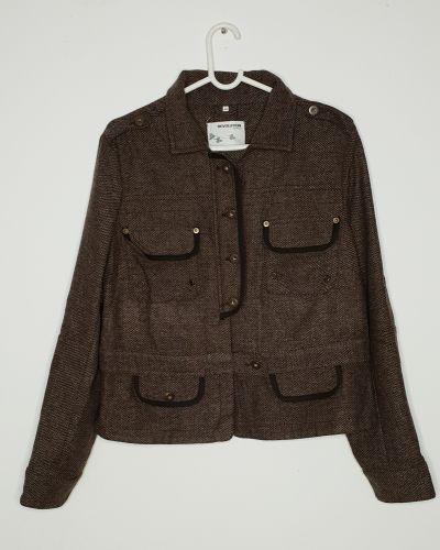 Odzież wierzchnia Brązowa kurtka Revolution