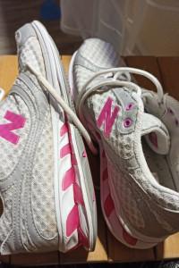 Sneakersy...