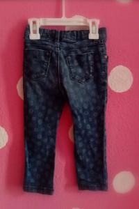 Spodnie jeansowe dziewczęce tommy hilfiger 2t 2lata...