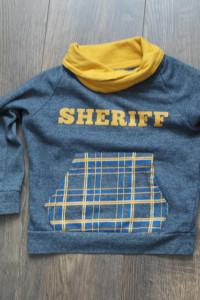 Bluza grafit sheriff 110...