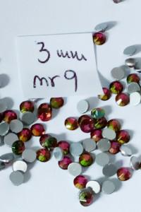 Cyrkonie 3 mm nr 9