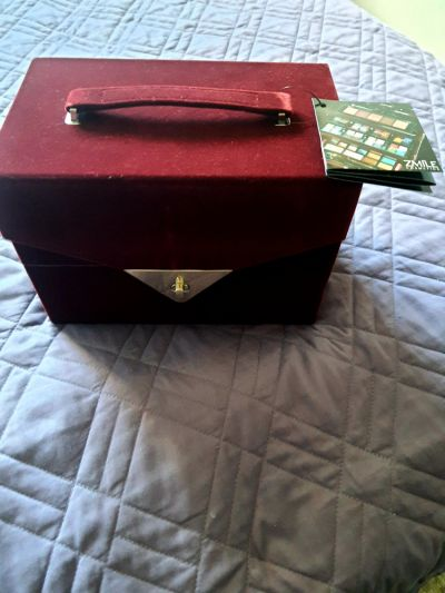 Kosmetyczki i kuferki Kuferek z kosmetykami