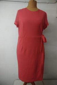 sukienka letnia różowa rozmiar 50...