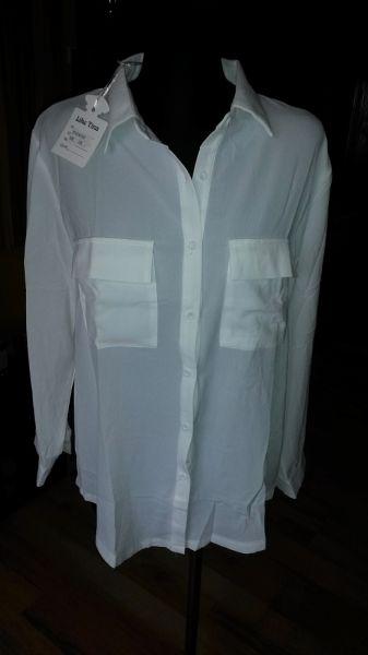 Koszule Klasyczna koszula L XL