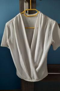 Bluzka biała Zara...