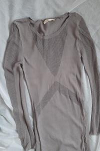 tunika sukienka sweterkowa S M...