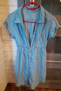 Sukienka tunika Zara...