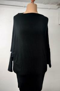 długa tunika fason nietoperz rozmiar 4 XL...