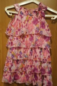 Elegancka sukienka dla dziewczynki...