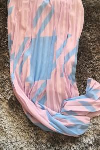 Spódnica maxi plisowana nowa lato...