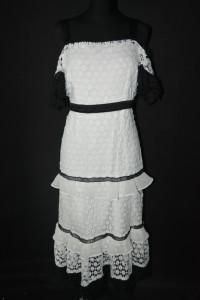 3 Koronkowa sukienka Be Very 42...