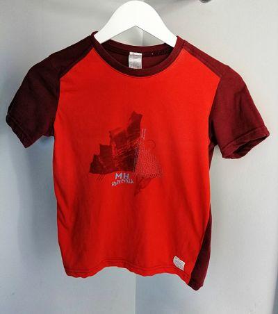 Bluzki Quechua koszulka tshirt dla chłopca Decathlon Rozmiar 140 146 cm