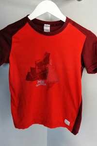 Quechua koszulka tshirt dla chłopca Decathlon Rozmiar 140 146 c...