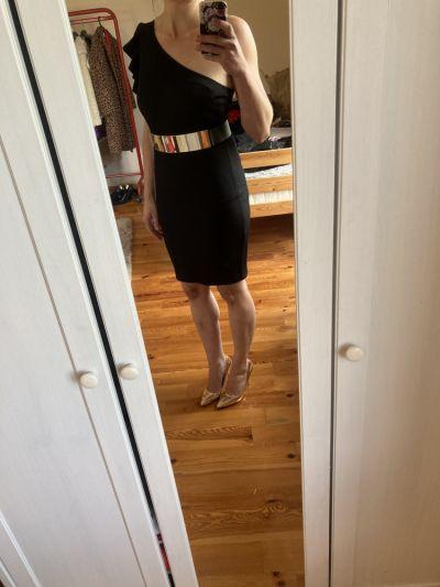 Suknie i sukienki Sukienka Bershka