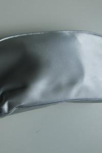 NOWA kosmetyczka bardzo pojemna srebrny opalizujący kolor...