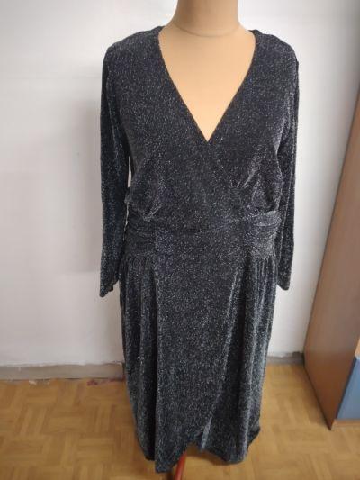 Suknie i sukienki suknia wieczorowo wizytowa rozmiar 54