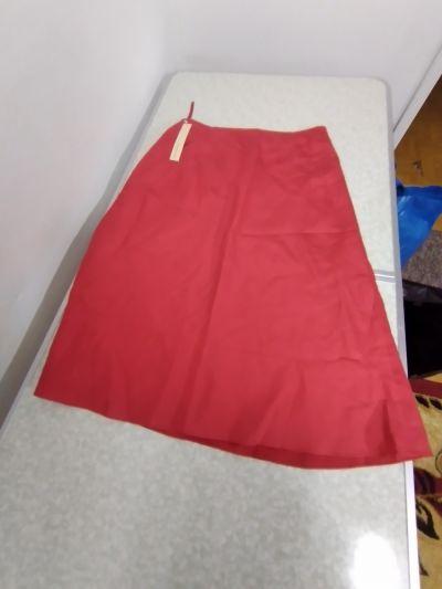 Spódnice spódnica czerwona Amanda Smith