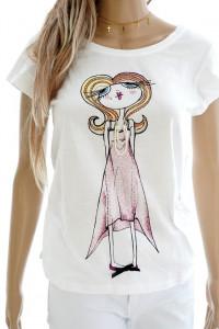 Emma&Gaia nowa oryg bluzka znak zodiaku...