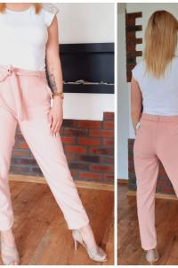 Elastyczne eleganckie spodnie różne kolory od M do 10xl...