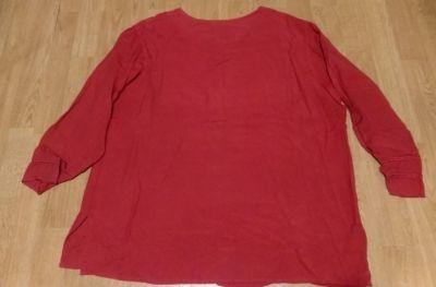 Bluzki Bluzka z rozporkami