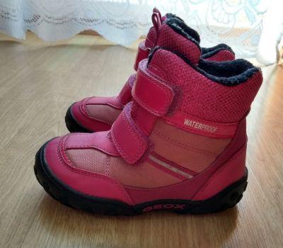 Obuwie Zimowe buty GEOX