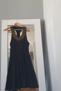 Sukienka 40 L letnia piękna