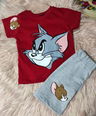 Komplety Komplet dla chłopca Tom i Jerry
