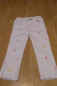 Spodnie jeans strech...