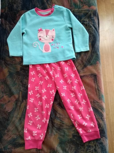 Piżamki Piżama polarowa