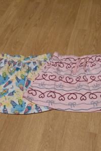 Dwie letnie spódniczki...
