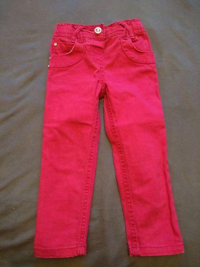 Spodnie i spodenki Spodnie jeans 98