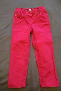 Spodnie jeans 98...