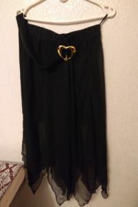 Spódnica Handmade z tiulem...