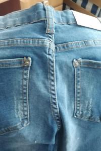 spodnie młodzieżowe dziewczęce damskie...