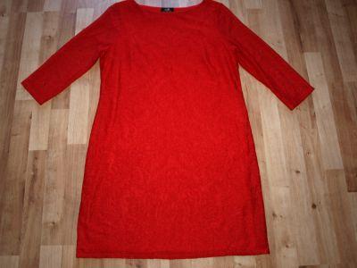 Suknie i sukienki Czerwona Wallis 40 42