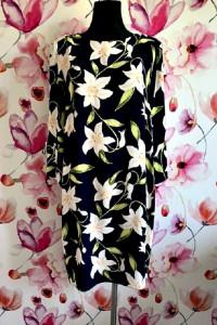 dorothy perkins sukienka modny wzór kwiaty floral hit 42...