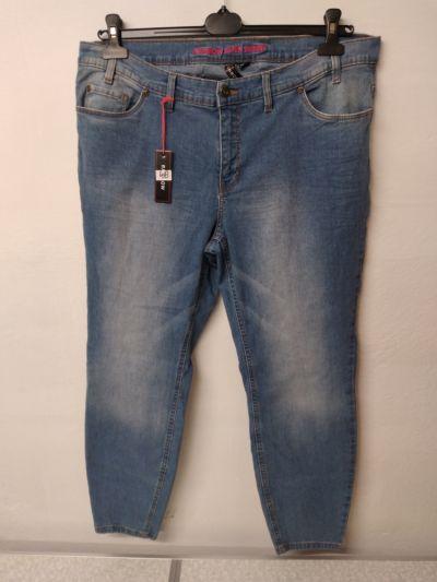 Spodnie spodnie jeans rozmiar 48