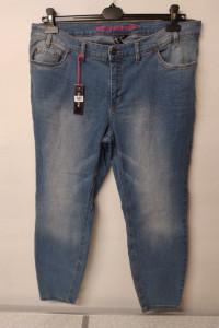 spodnie jeans rozmiar 48