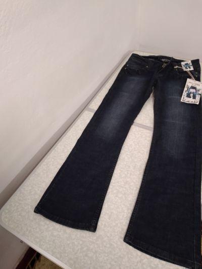 Spodnie spodnie jeans Miss Capri rozmiar 29