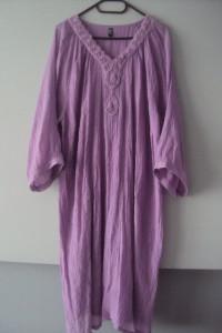 wiskozwa sukienka