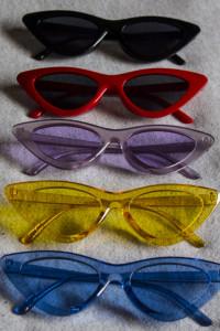 Kocie oko okulary przeciwsłoneczne