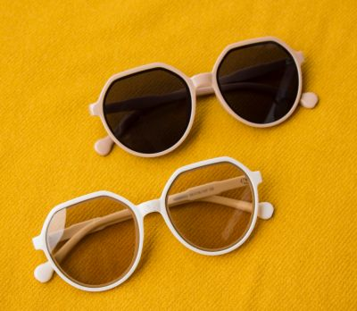 Okulary Przeciwsłoneczne okulary z dużą ramą