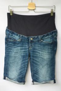 Spodenki Dzisnowe Jeansowe H&M Mama L 40 Shorts...