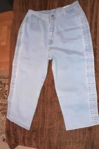 jeansy damskie...